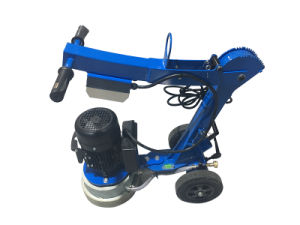 DFG-250E adjustable small side 2HP electric concrete floor grinder pictures & photos