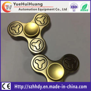 Metal EDC Funny Anti Stress Toys Tri-Spinner Fidgets for Children and Adults pictures & photos