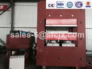 Plate Vulcanizing Press /Hydraulic Press/ Rubber Curing Press pictures & photos