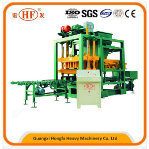 Qtj4-25c Medium Capacity Automatic Block Making Machine pictures & photos