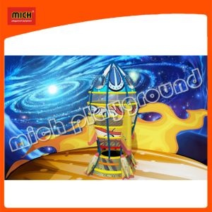 Soft Plastic Toys Indoor Playground for Kids pictures & photos