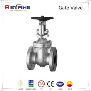 JIS B2073 2083 Design Standard Gate Valve with ISO 9001 Certificate