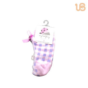 100% Cotton Girls Dance Socks with Non Slip pictures & photos