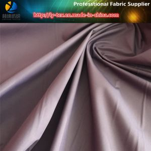 Polyester Pongee, 350t Plain Pongee Silk, Polyester Fabric for Garment pictures & photos