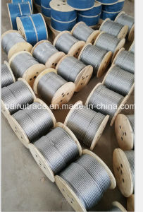 Stainless Steel Wire Rope 304 & 316 pictures & photos