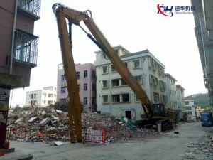20m/22m/24m/25m/ Three Segment High Reach Boom for Demolition pictures & photos