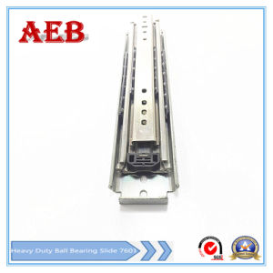 Aeb-76mm Full Extension Heavy Duty Ball Bearing Slide pictures & photos