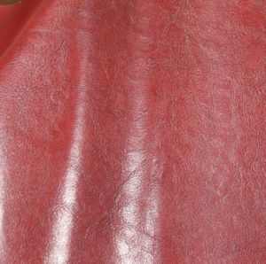 Hot Sale 0.8mm Soft Semi PU Car Seat Leather pictures & photos