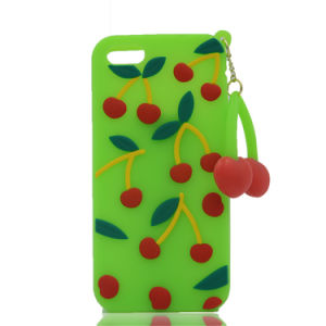 Animal Silicone Case for iPhone pictures & photos