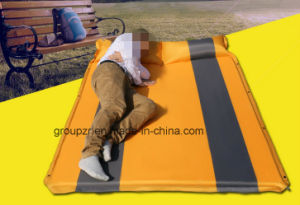 Double Self-Inflating Air Mattress Camping Mat for 2-3 Persons pictures & photos