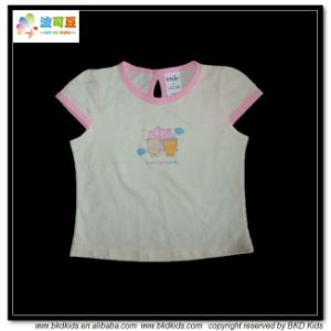Short Sleeve Baby Wear Soft Handfeel Newborn T-Shirts pictures & photos