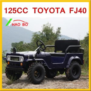 Blue Color 125cc Toyota Land Cruiser Jf-40 pictures & photos