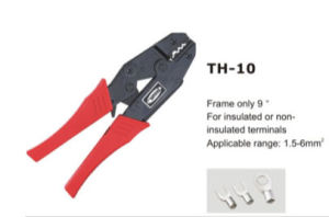 Hand Crimping Tool for Non-Insulated Terminal pictures & photos