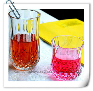Lead - Free Transparent High - End Bar Cup Whiskey Cup Diamond Cup Glass Red Wine Glass
