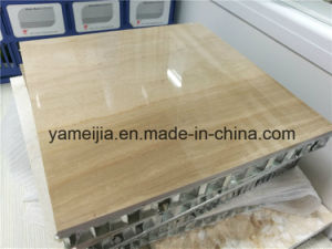 Stone (Serpeggianto) Honeycomb Composite Panels pictures & photos