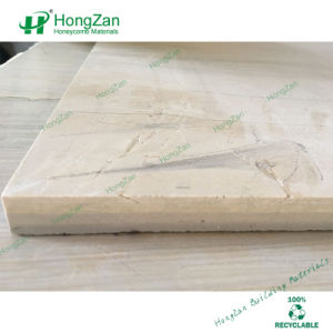 Light Thin Marble Slab Sealed with Ceramic Thin Skin pictures & photos