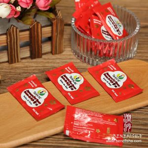 6ml Soy Sauce in Sachet for Japanese Sushi Foods pictures & photos