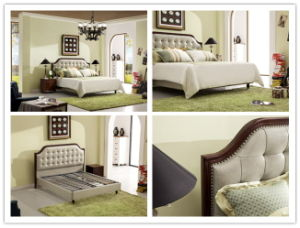 New Design with Modern Bedroom Furniture Bed (JBL2014) pictures & photos