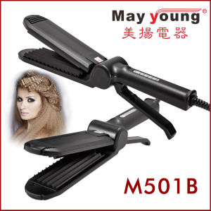 Wholesale Cool Tip and Ergonomic Design Professionnal Hair Straightener pictures & photos