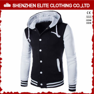 Youth College Letterman Varsity Jacket with Hoodie (ELTBQJ-535) pictures & photos
