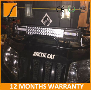 High Power 3 Rows LED Light Bar Suppliers for ATV UTV 4X4 pictures & photos