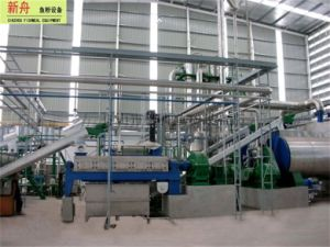 50-500ton/Day Capacity Fishmeal Plant Line pictures & photos