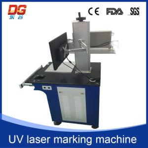 China CNC High Speed 3W UV Laser Marking Machine pictures & photos