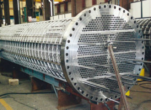 Heat Exchanger Tube Sheet, Suooprt Plate, Baffle Steel Profrsdsional Manufacture pictures & photos