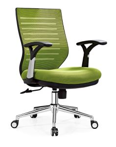 Green Mesh Task Computer Chair for Home Office pictures & photos