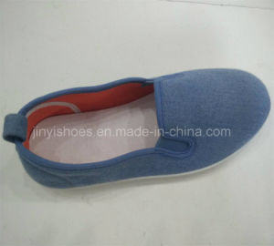Fashion Slip on Vulcanized Casual Shoes pictures & photos
