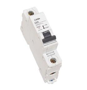 Ndc60n Mini Contactor Circuit Breaker MCB pictures & photos