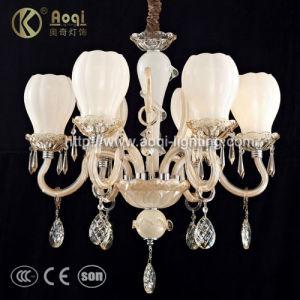Home Decorative Glass Interior Lamp (AQ20045-6) pictures & photos