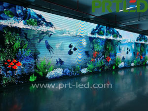 Hot Sale Full Color P6 Outdoor LED Display with Die-Casting Panel 500X1000mm/500X500mm pictures & photos