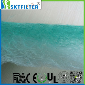 PA----50 G4 Green White for Glassfiber Filtration Media pictures & photos