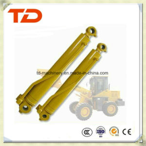 Doosan Dh220-5 Arm Cylinder Hydraulic Cylinder Assembly Oil Cylinder for Crawler Excavator Cylinder Spare Parts pictures & photos