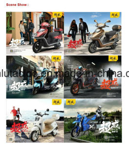 Low Price and High Quality Electric Scooter with Pedals Made in China pictures & photos