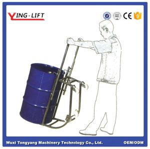 Factory Quality Spraying Drum Cradle pictures & photos