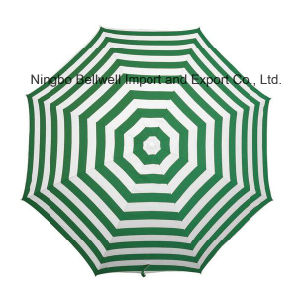 Portable Beach Umbrella with UV Protection Windproof pictures & photos