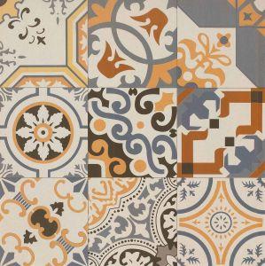 Special Design Ceramic Tile Building Material Art Decoration Wall Tile for Apartment Home/Spain Style (600X600mm) Matt Parquet No Slip Tile pictures & photos