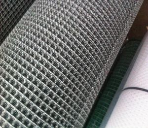 High Quality Insulated Fireproof French Press Crimped Wire Mesh pictures & photos