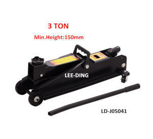 2ton 6kg Low Profile Hydraulic Floor Jack Strong Construction pictures & photos