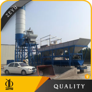 Ready Mixed Concrete Batching Plant Mini Concrete Mixing Plant (HZS35) pictures & photos