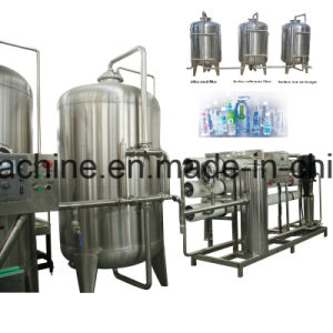 Complete Turn-Key Beverage Bottling Filling Packing Making Plant Machine for Bottle pictures & photos