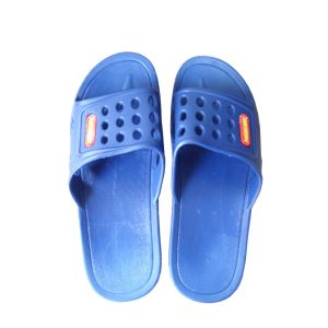 Cleanroom ESD Antistatic Spu Slippers for Electronic Factory pictures & photos