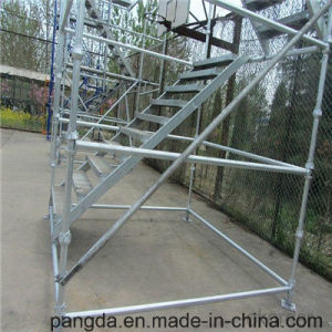 Q235 Galvanized Low Price Cuplock Scaffolding pictures & photos