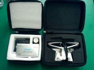 Cheap Presbyopic Glasses/Myopic Lens Dental Loupes Glasses pictures & photos