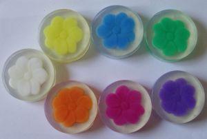 Natural Handmade Lollipop Soap for Children Bathing pictures & photos