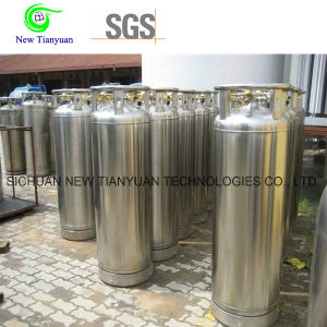 1.4MPa Working Pressure Lo2/Ln2/Lar Cryogenic Low Temperature Cylinder pictures & photos