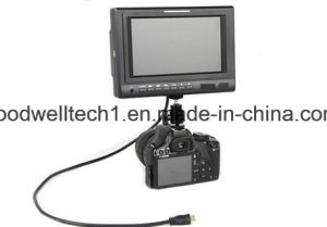 "1024x600 7"" Photography LCD HD Monitor pictures & photos"