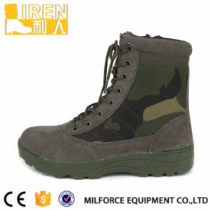 China New Fashion Cheap Price Military Training Shoes Military Canvas Shoes pictures & photos